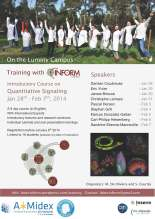 Quantitative Signaling Introductory Course 2014
