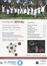 Quantitative Signaling Introductory Course 2014