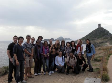 Cargèse 2013 - Touristic tour