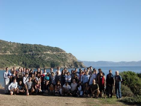 Cargèse 2013 - participants