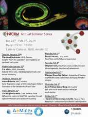 INFORM seminar serie 2014