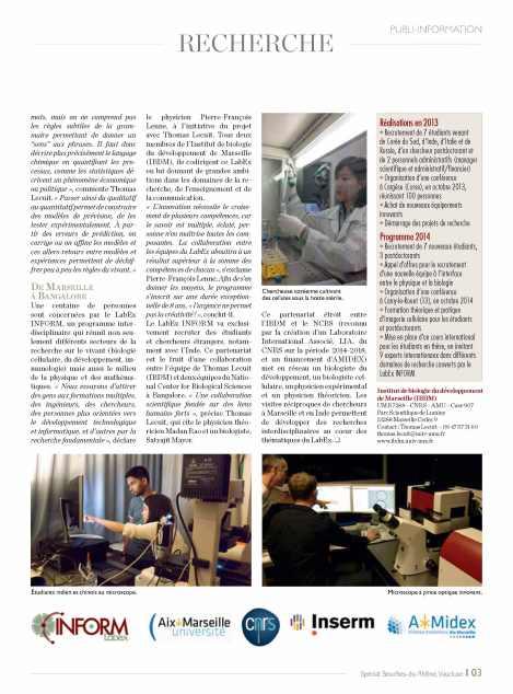 Article paru dans le Nouvel Observateur p2/2