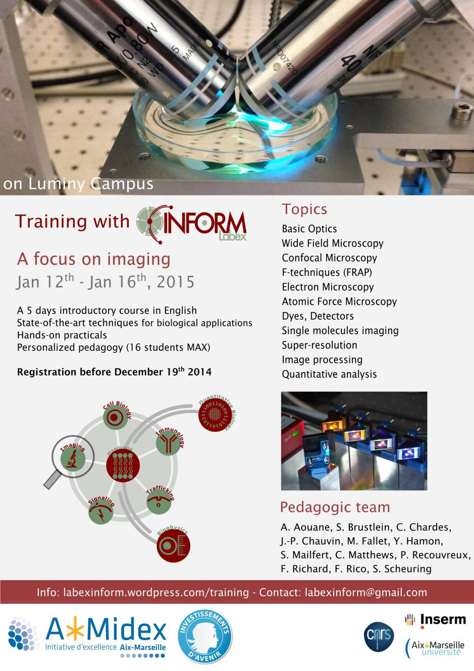affiche-training-imaging 2015